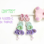 Gioya Contest: win a pair of soutache pastels earrings!